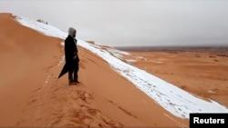 Sahara, 7. januara 2018.