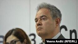 Lider Demokratske stranke Zoran Lutovac