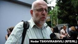Грузинский журналист Звиад Коридзе