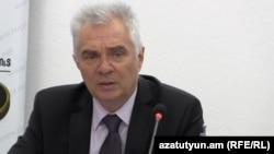 Հայաստանում ԵՄ պատվիրակության ղեկավար Պյոտր Սվիտալսկի