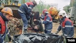 Сентябрь 1999 года был богат на взрывы. Каширское шоссе в Москве, 13 сентября. 124 погибших