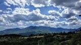 Дорога ведет от алуштинской трассы в центр села