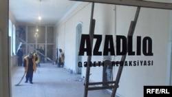 Ötən ilin noyabrında AXCP Xaqani küçəsi -33-dəki ünvandan çıxarılıb