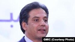 وحید عمر مشاور ارشد محمد اشرف غنی