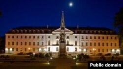Головний корпус Грайфсвальдського університету