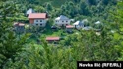 Mesna zajednica Bjeluša u okolini Arilja