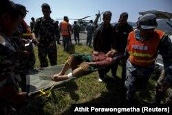 سازمان ملل گفته است زمینلرزه سهمگین نپال زندگی ۸ میلیون نفر از جمعیت ۲۸ میلیون نفری آن کشور را مختل کرده است. در این میان دو میلیون نفر نیاز فوری به آب، غذا، دارو و مایحتاج اولیه دارند