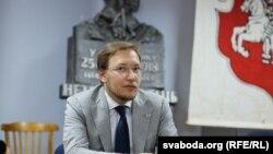 Андрэй Дзьмітрыеў, архіўнае фота