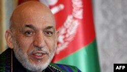 حامد کرزی؛ رئیس جمهور افغانستان