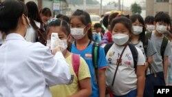 Профилактический медосмотр школьников в Южной Корее