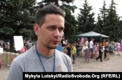 Руководитель организации «Новая Дружковка» Сергей Пронкин
