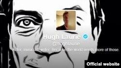 Г'ю Лорі, британський актор (фото з Twitter)