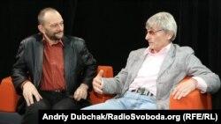 Олексій Панич та Євген Головаха