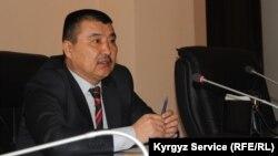 Мэр Оша Айтмамат Кадырбаев.