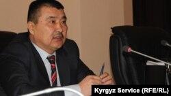 New Osh Mayor Aitmamat Kadyrbaev may have a hard time asserting his authority.
