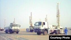 Radovi sarajevske Hidrogradnje u Libiji, foto iz arhive