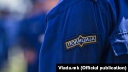 Полиција, Северна Македонија