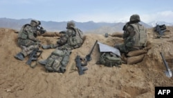 عملیات نیروهای افغان در ولسوالی سروبی