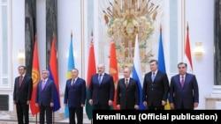 Беларусь – Участники заседания Высшего Евразийского экономического совета, Минск, 24 октября 2013 г.