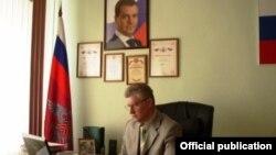 Бывший глава Управления ФМС по Воронежской области Николай Полузаков.