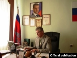 Voronej viloyati FMS boshqarmasi sobiq rahbari N.Polukazakov