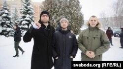 Вячаслаў Касінераў, Максім Пякарскі і Вадзім Жаромскі