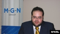 Yevgeny Gurevich, the head of the MGN Group