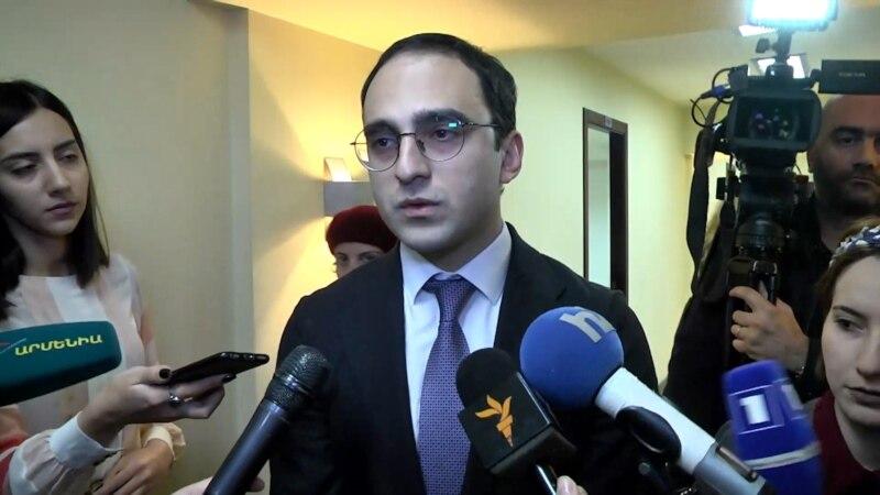 Правящая политическая команда поддерживает действия мэрии Еревана