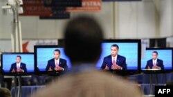 رقابت کنونی انتخابات رياست جمهورى آمريكا طولانى ترين رقابت تاريخ اين كشور لقب گرفته است.(عکس: AFP)