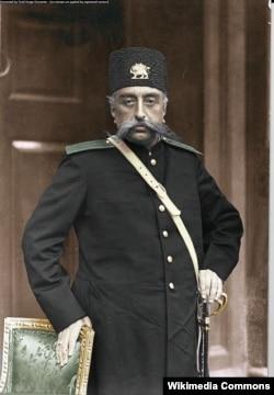 Müzəffərəddin Şah Qacar