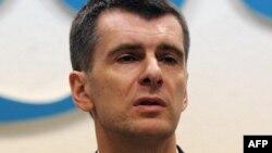 Російський олігарх Михайло Прохоров хоче купити медіа-ресурс «Комерсант»