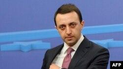 Грузия премьер-министрі Ираклий Гарибашвили.