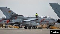 Թուրքիա - Գերմանական օդուժի Tornado ինքնաթիռներ Ինջիրլիք ռազմակայանում, արխիվ