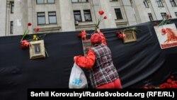 Річниця Одеської трагедії, Одеса, 2 травня, 2015 року