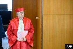 Голова Конституційного суду Німеччини Андреас Восскуле