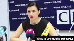 Cristina Ţărnă