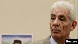 Бывший министр иностранных дел Ливии Мусса Кусса, в марте бежавший в Британию