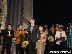 Гран-при иясе Илнар Шәрәфетдинов