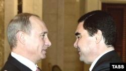 В вопросах поставки газа Россия и Туркмения будут следовать прежним договоренностям, обещали президенты