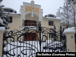 Akbar Abdullaev's House in Jurmala