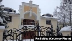 Дом Акбара Абдуллаева в Юрмале.
