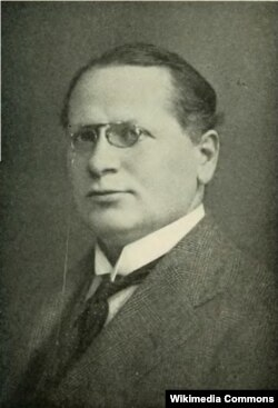 М. М. Литвинов. 1920. Фото: Isaac McBride