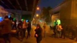 Iranski studenti na ulicama