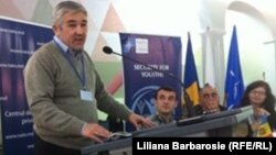 La conferința de la Chișinău