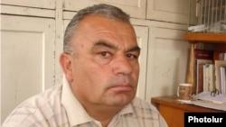 Бывший глава сельской общины Каджарана Рафик Атаян