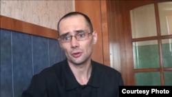 Заключенный копейской ИК № 6 Евгений Терехин