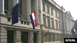 Zgrada Hrvatskog Sabora, Zagreb