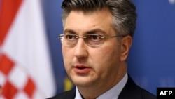 Hrvatska nije doživjela ekonomski tsunami: Andrej Plenković