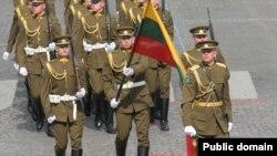 Теперь Литву будут охранять профессиональные военные