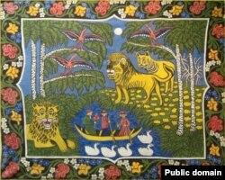 Алена Кіш «Райскі сад»